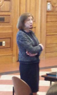 Annual Meeting & Book Talk with Barbara F. Berenson