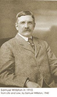 Samuel Williston